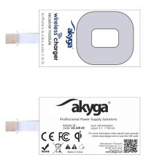 Adaptor QI AK-QIR-08 iPhone 6, 5, 5s, 5c